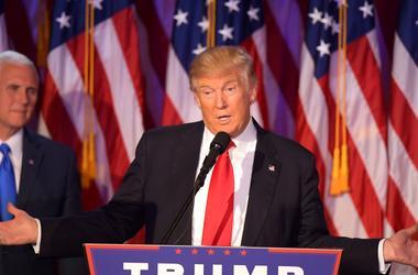 Трамп отказался от первоначальных планов по строительству стены на границе с Мексикой – CNN