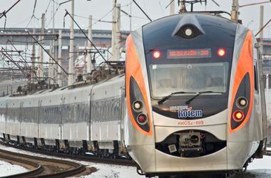"""За поездами """"Интерсити"""" в морозы проследит оперативный штаб"""