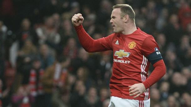 «Манчестер Юнайтед» не испробовал трудностей, Руни повторил рекорд Бобби Чарльтона