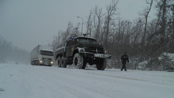ВОдесской области из-за непогоды обесточены 27 населенных пунктов