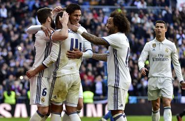 """""""Реал"""" близок к абсолютному рекорду в Испании"""