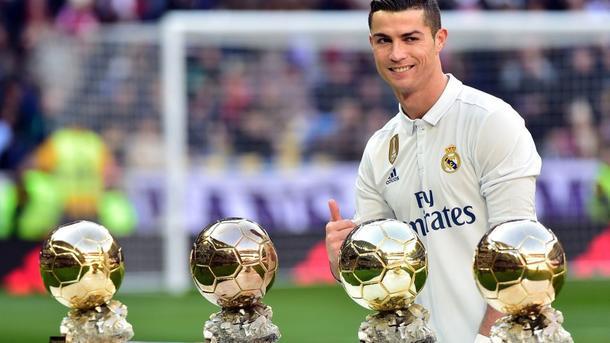 Роналдо: Надеюсь, Реал сумеет оформить требл