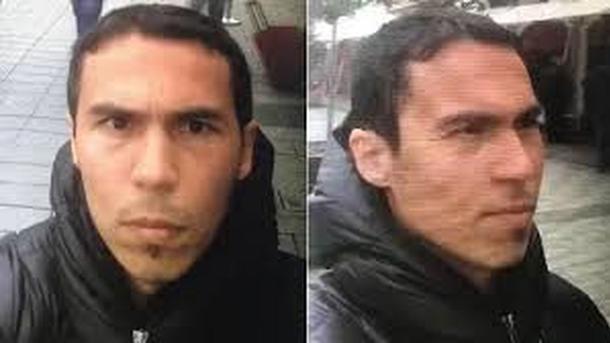 Милиция установила личность подозреваемого всовершении теракта вночном клубе вСтамбуле