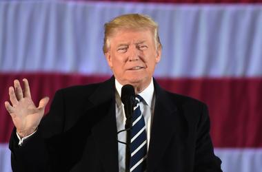 """Трамп рассказал, какую встречу он ждет """"с большим нетерпением"""""""