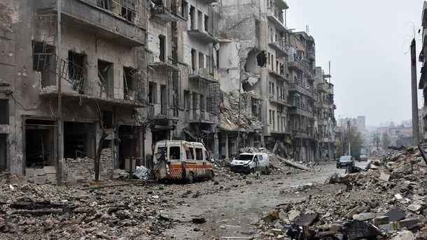 Власти Сирии раскрыли план повосстановлению освобожденного Алеппо
