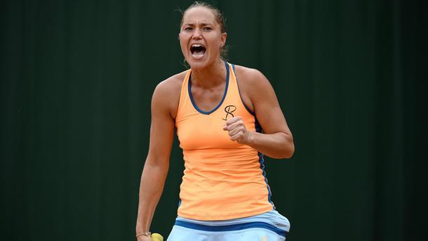 Теннисистка изКривого Рога вышла вфинал квалификации натурнире WTA Premier