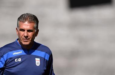 Карлос Кейруш не хочет больше тренировать сборную Ирана