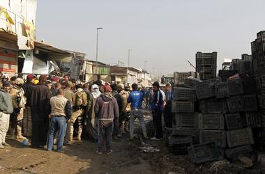 Среди пострадавших от терактов в Багдаде украинцев нет – МИД