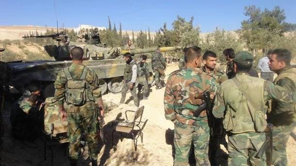 Террористы оставили без питьевой воды 5 млн граждан Дамаска— Асад