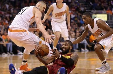 Украинец набрал два очка за шесть минут в НБА