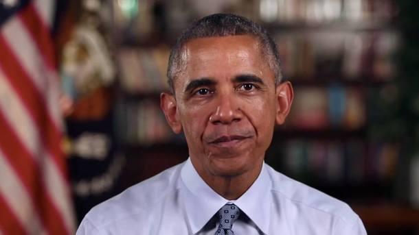 Обама объявил, что ему понравилась беседа сТрампом