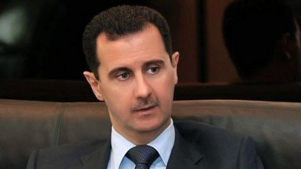 Башар Асад последние новости на сегодня