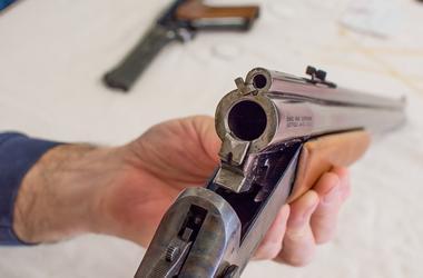 В Запорожье тесть застрелил своего зятя