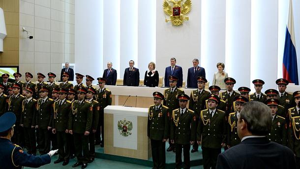 Ансамбль Александрова набирает новых артистов