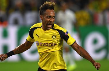 Футболисты чемпионата Германии назвали Обамеянга лучшим игроком первой части сезона