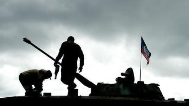 Засутки взоне АТО ранены пятеро украинских военных