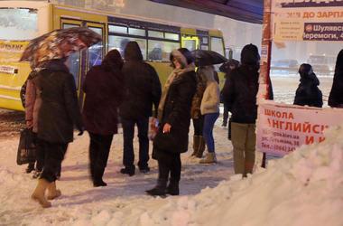 В Киеве массово подорожали пригородные маршрутки