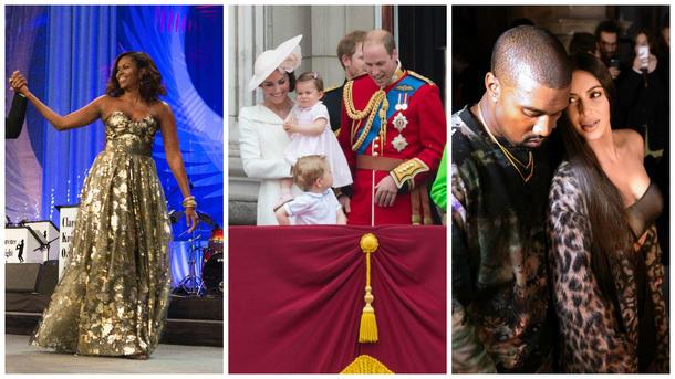 Мишель Обама иМадонна попали всписок самых элегантных женщин мира
