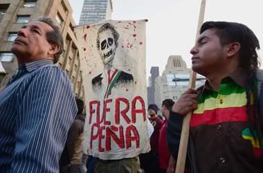 Мексику охватили массовые протесты из-за бензина