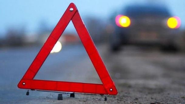 ВЗапорожской области опрокинулся микроавтобус, есть пострадавшие