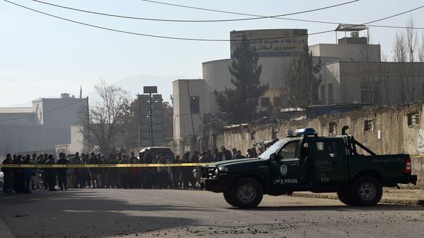 При взрыве вафганском Кандагаре погибли трое