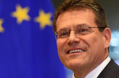 ЕС готов выделить Украине 100 млн евро для наполнения Фонда энергоэффективности - Шефчович