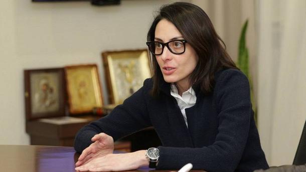 Деканоидзе сообщила, что власть использовала еекак ширму