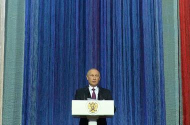 """Путин возглавил рейтинг """"главных негодяев, которые могут испортить 2017 год"""" по версии Bild"""