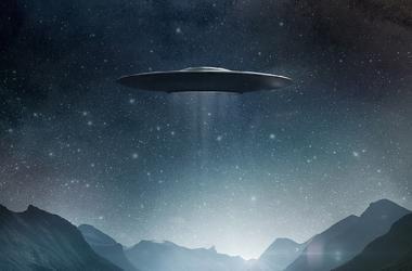 Военные опубликовали ранее засекреченное видео с НЛО