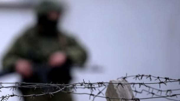 Ссамого начала суток взоне АТО ранен один военнослужащий