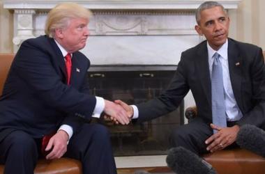 Обама пригласил Трампа в Белый дом на кофе