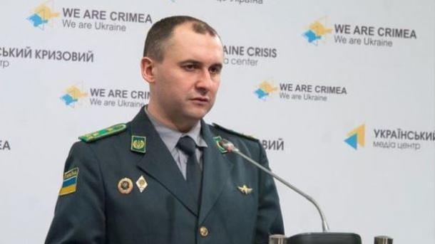 Боевики, которые убили русского пограничника, пытались пробиться в государство Украину