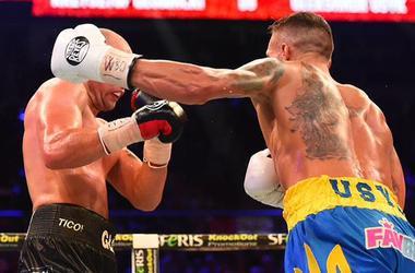 Промоутер назвал имя боксера, который сможет победить Усика
