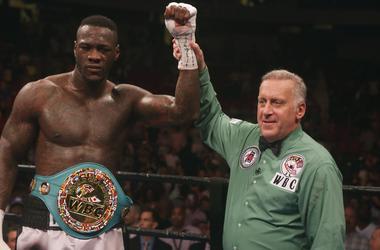 Чемпион WBC Уайлдер хочет объединительный бой через два месяца после боя с Вавжиком