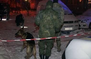 В Киеве у подъезда застрелили мужчину