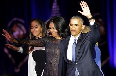 """""""Вы не услышите ничего столь убедительного и доброго еще долго"""": звезды восхитились речью Обамы"""