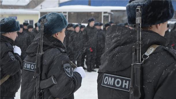 ОМОН помог в освобождении москвича. Фото: vsenovostint.ru