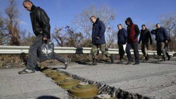Надежда Савченко предлагает обменяться пленными посхеме «всех навсех»