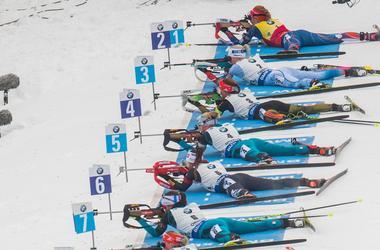 Стал известен состав сборной Украины на эстафетную гонку