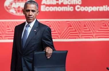 """Прощальный """"твит"""" Обамы стал самым популярным на его странице"""