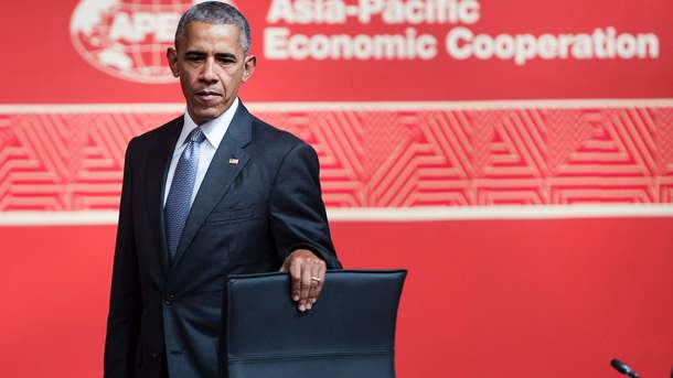 Последний твит Обамы оказался самым успешным завсе два срока его правления