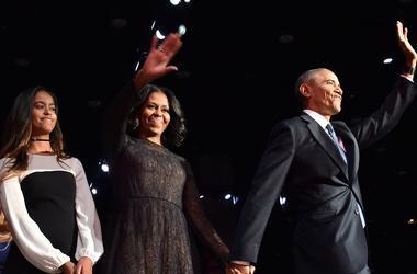 """Прощальная речь Обамы: """"Да, мы можем! Да, мы смогли!"""""""