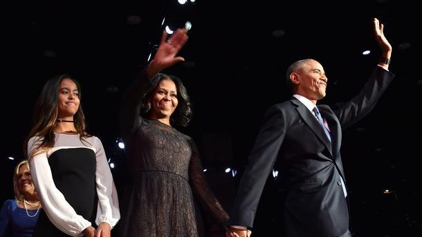 Прощальная речь Обамы: 'Да, мы можем! Да, мы смогли!' (видео)