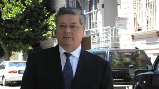Бывший премьер-министр  Украины сохраняет  $30 млн  влитовском банке