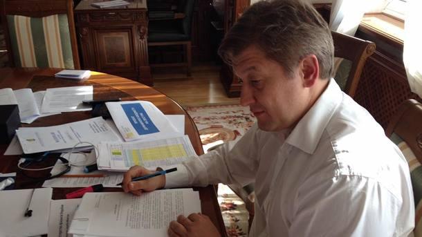 Данилюк не желает  возвращать случайно ликвидированную налоговую милицию