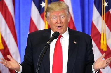 Пресс-конференция Трампа ударила по доллару