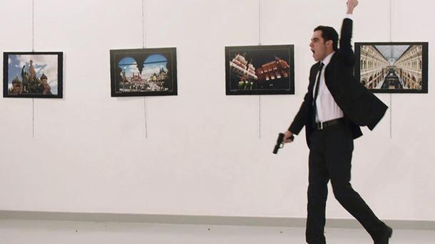 Отубийцы посла РФ вТурции отказались даже родственники