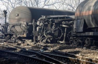 В Сербии пассажирский поезд столкнулся с грузовым