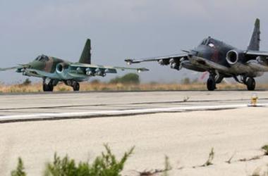 В РФ открестились от наращивания военной мощи в Сирии