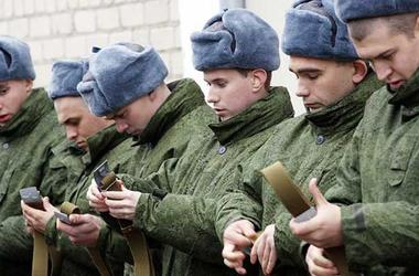 Россия может отправить призывников из Крыма в любой регион